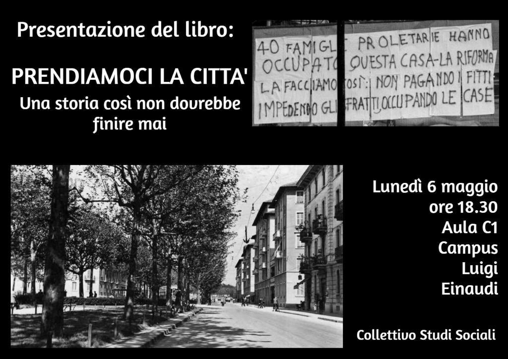 Torino Prendiamoci la città