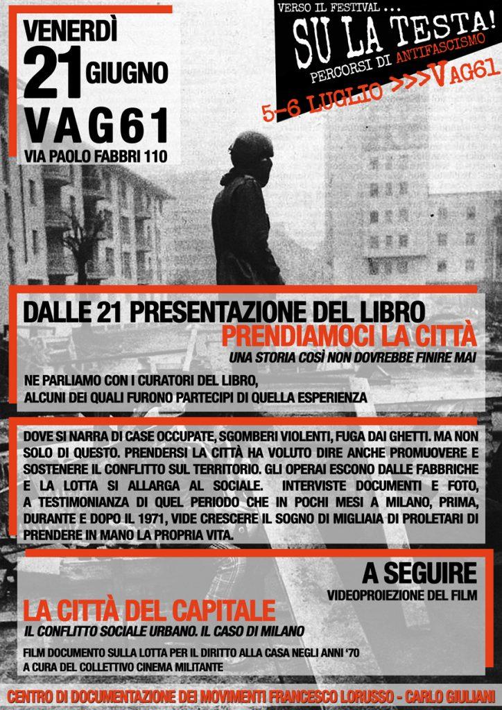 Prendiamoci la città Bologna